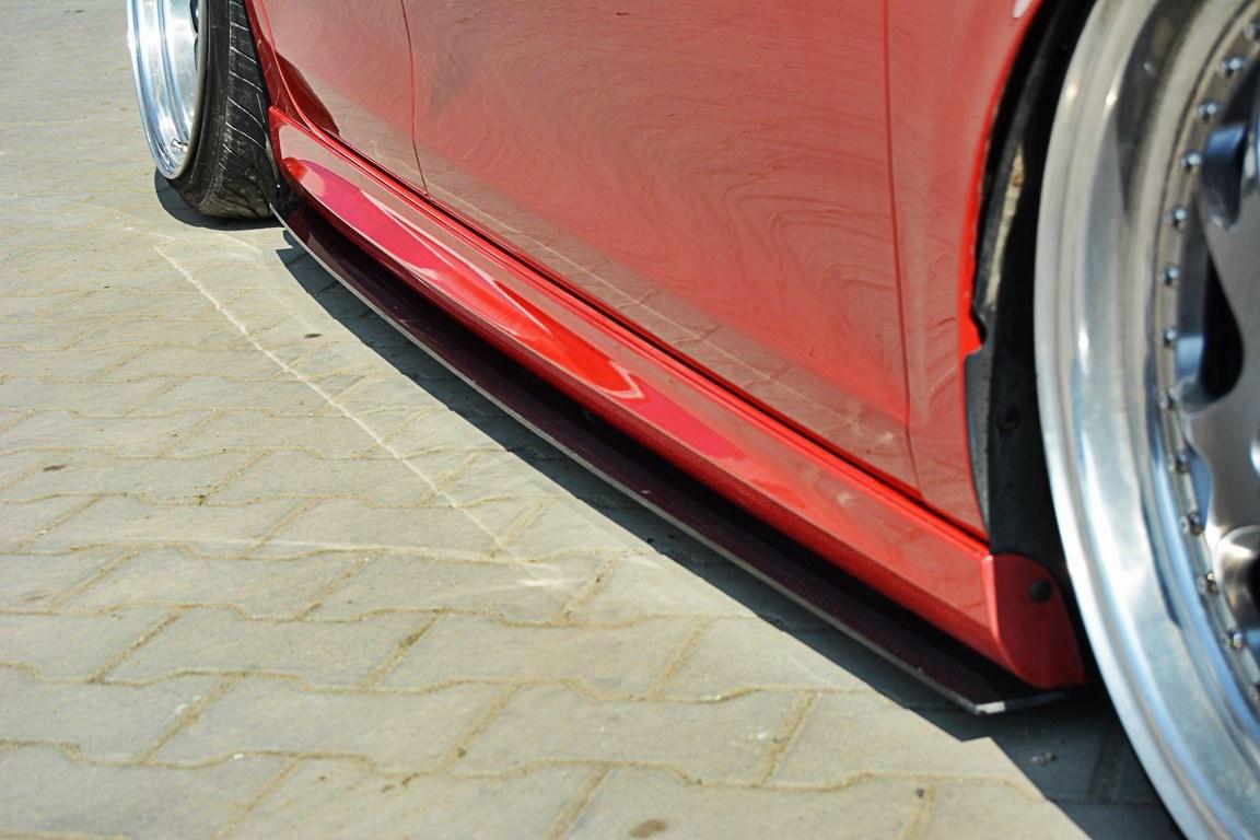 Dokładki Progów Racing VW Golf 6 GTI 35th / R20 - GRUBYGARAGE - Sklep Tuningowy